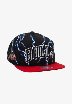 CHICAGO BULLS NBA LIGHTNING SNAPBACK - Gorra - black