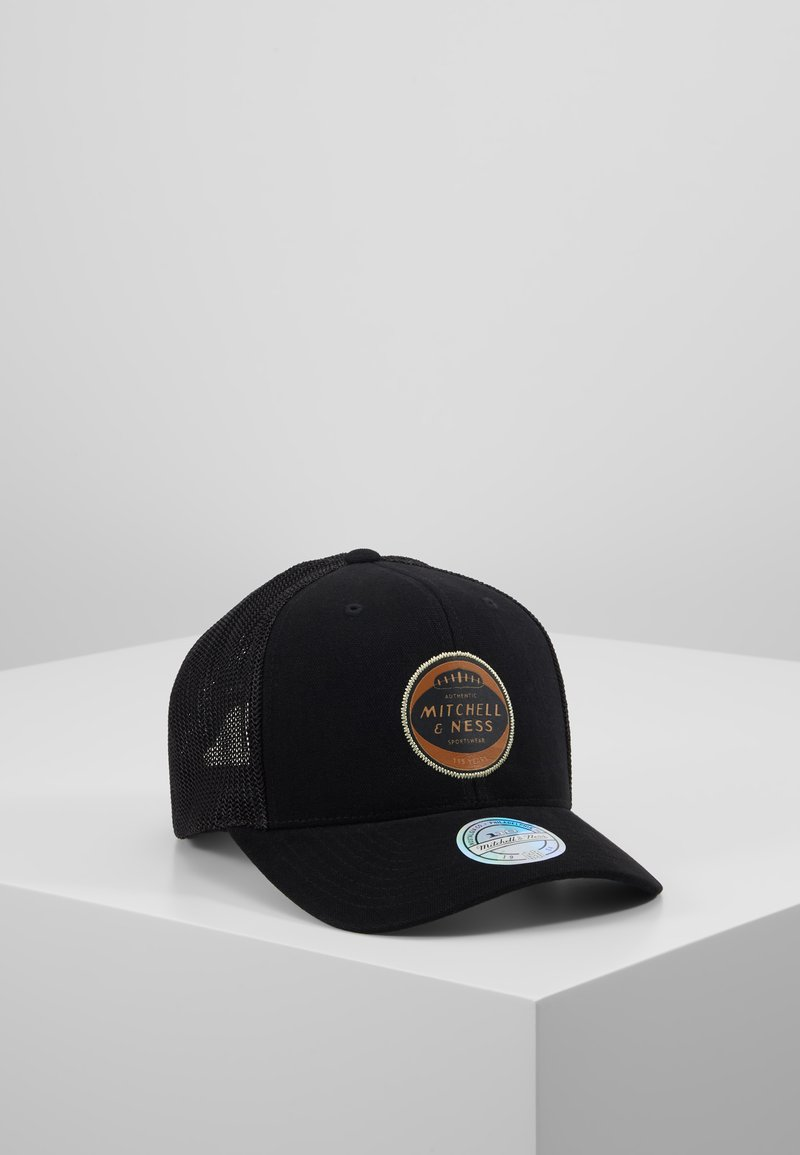 Mitchell & Ness - YEAR PATCH SNAPBACK - Casquette - black