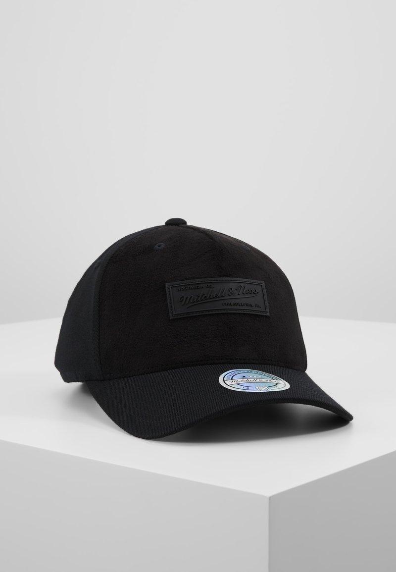 Mitchell & Ness - PREMIUM TONAL SNAPBACK - Lippalakki - black