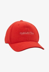 Mitchell & Ness - NBA OWN BRAND SNAPBACK - Casquette - red - 3