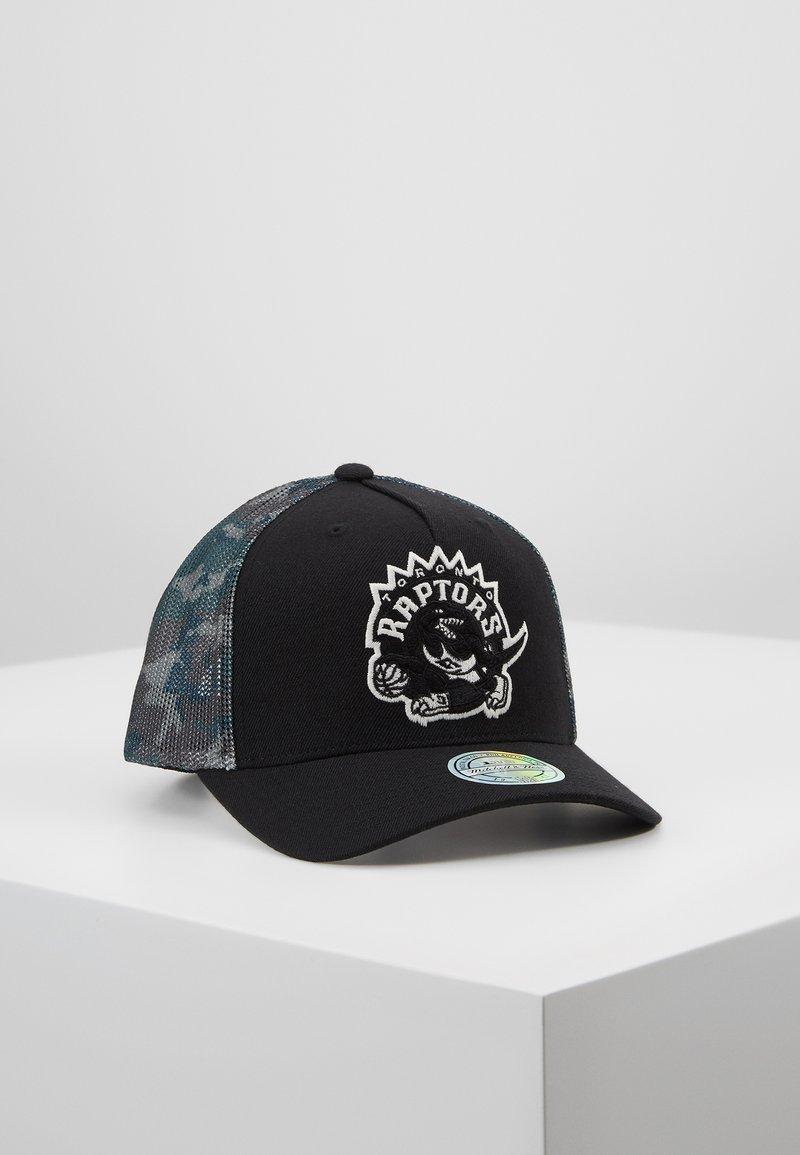 Mitchell & Ness - NBA TORONTO RAPTORSSQUAD SNAPBACK - Cap - black