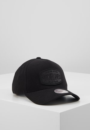 COATED PATCH SNAPBACK - Caps - black