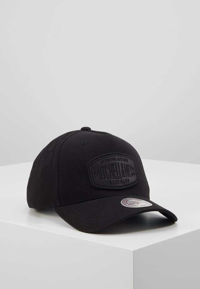 COATED PATCH SNAPBACK - Casquette - black