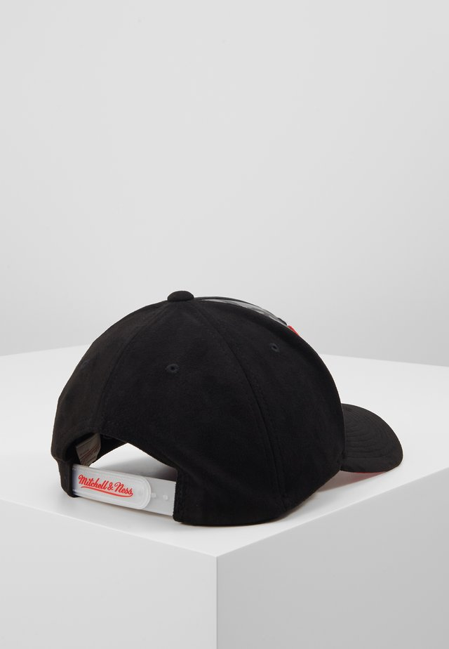 NBA REFLECTIVE SNAPBACKCHICAGO BULLS - Pet - black