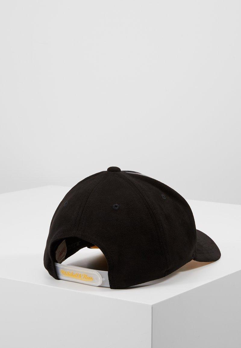 Mitchell & Ness - NBA REFLECTIVE SNAPBACKLA LAKERS - Caps - black