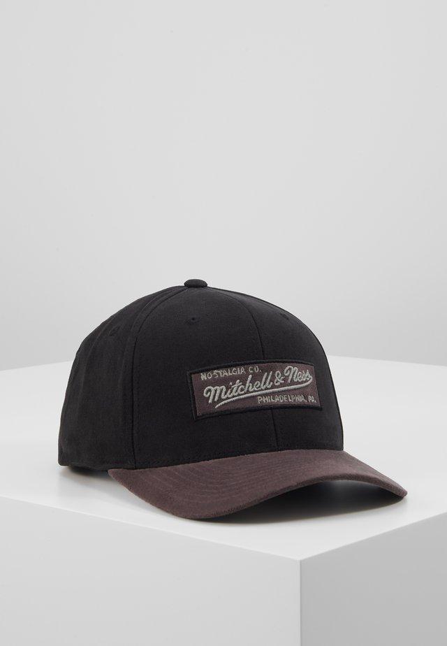 DARK AGENT REFLECTIVE SNAPBACK - Cap - black