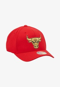 Mitchell & Ness - NBA BULLION SNAPBACKCHICAGO BULLS - Caps - red - 1