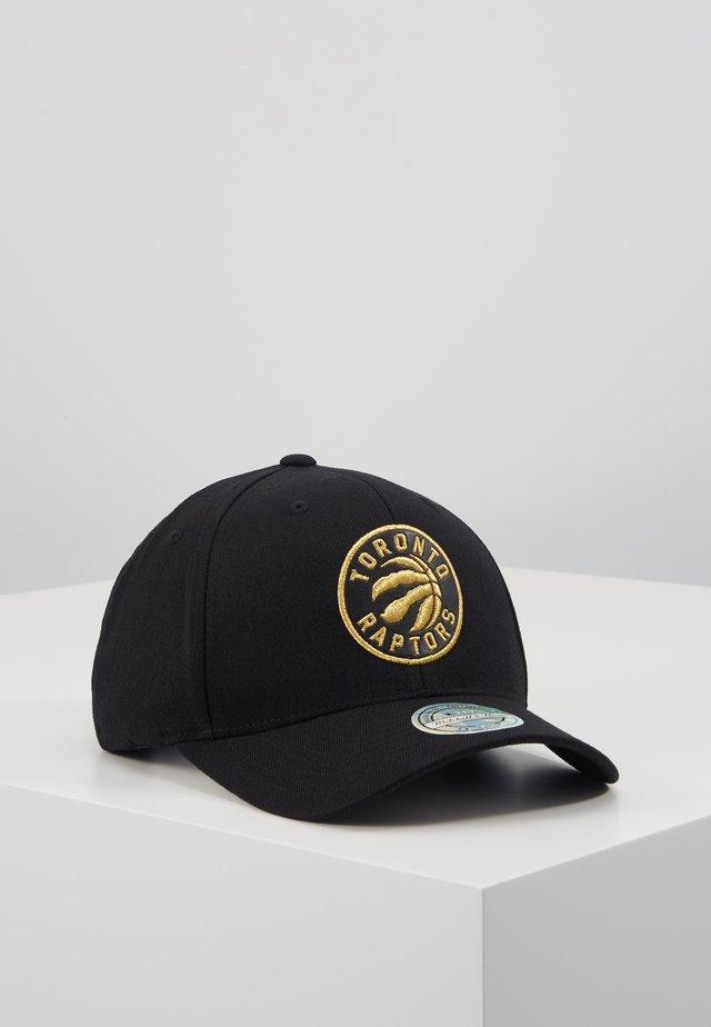 NBA BULLION SNAPBACK TORONTO RAPTORS - Keps - black