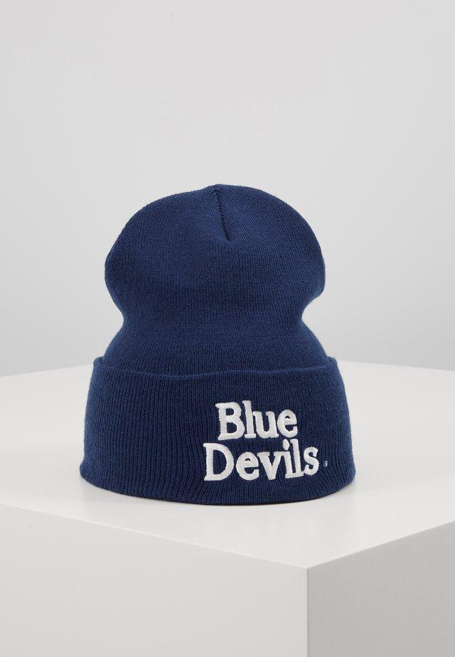 NCAA DUKE BLUE DEVILS MONOCHROME TEAM - Mütze - navy