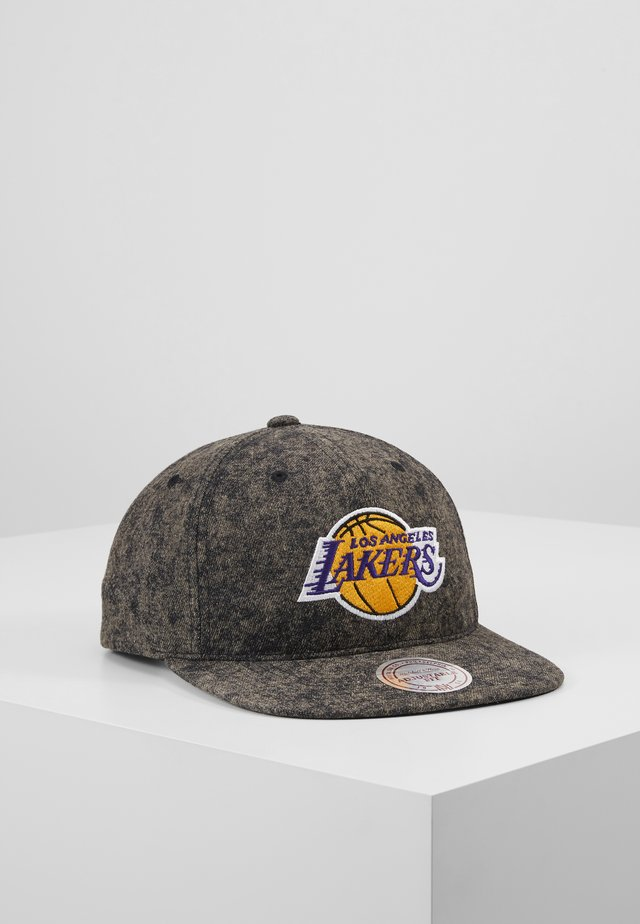 NBA LA LAKERS RISE - Kšiltovka - black