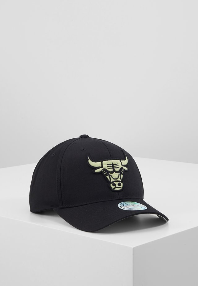 NBA CHICAGO BULLS - Kšiltovka - black/mint