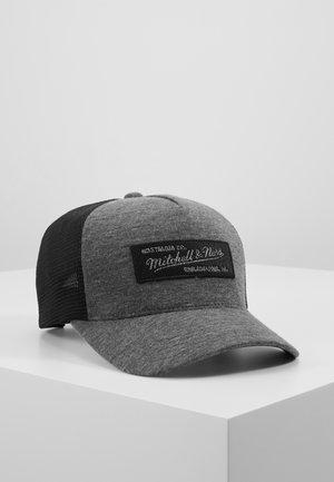 PATCH - Gorra - grey/black