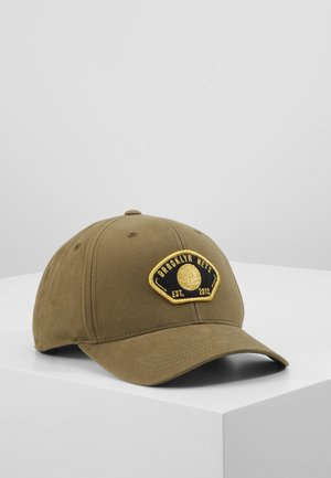 NBA BROOKLYN NETS CAPTAIN - Cap - olive