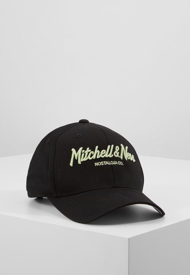 Cap - black/mint