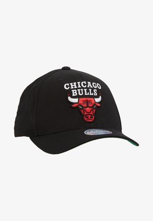 NBA CHICAGO BULLS TEAM LOGO HIGH CROWN 6 PANEL 110 SNAPBACK - Keps - black
