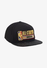 Mitchell & Ness - NBA ALL STAR LUX STARS SNAPBACK - Kšiltovka - black - 1