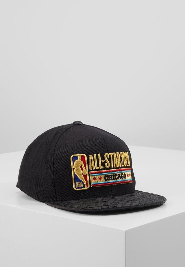 NBA ALL STAR LUX STARS SNAPBACK - Czapka z daszkiem - black