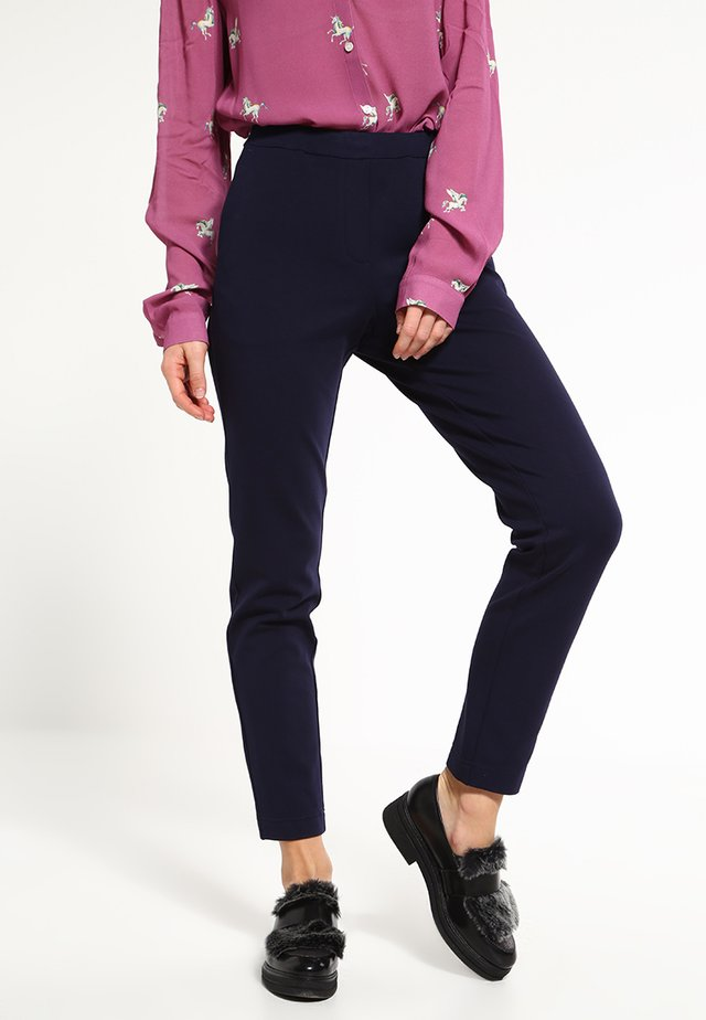 TANNY - Trousers - navy sky