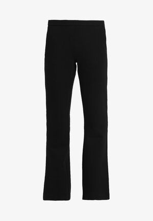 TANNY FLARE PANTS - Broek - black