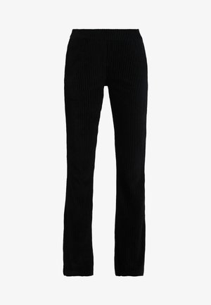 VISTA PANTS - Pantaloni - black