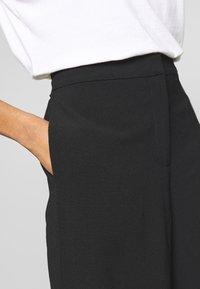 Modström - BARCELONA PANTS - Trousers - black - 4