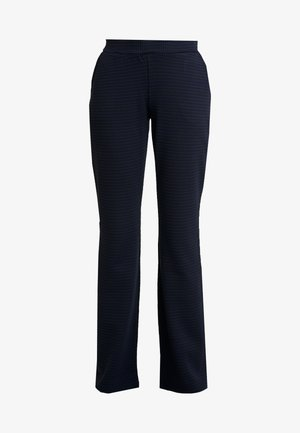 SEANA PANTS - Pantalon classique - navy gingham check