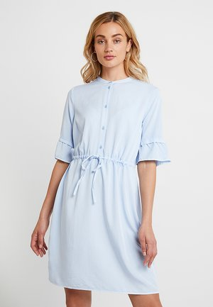 OCEAN DRESS - Košilové šaty - blue wash