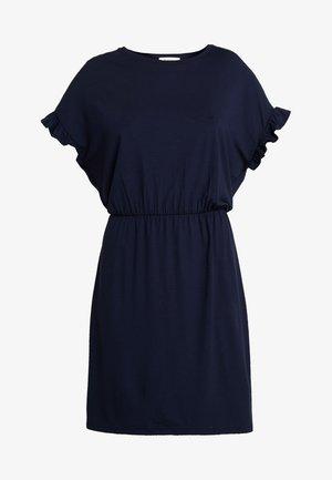 OWEN DRESS - Žerzejové šaty - navy sky