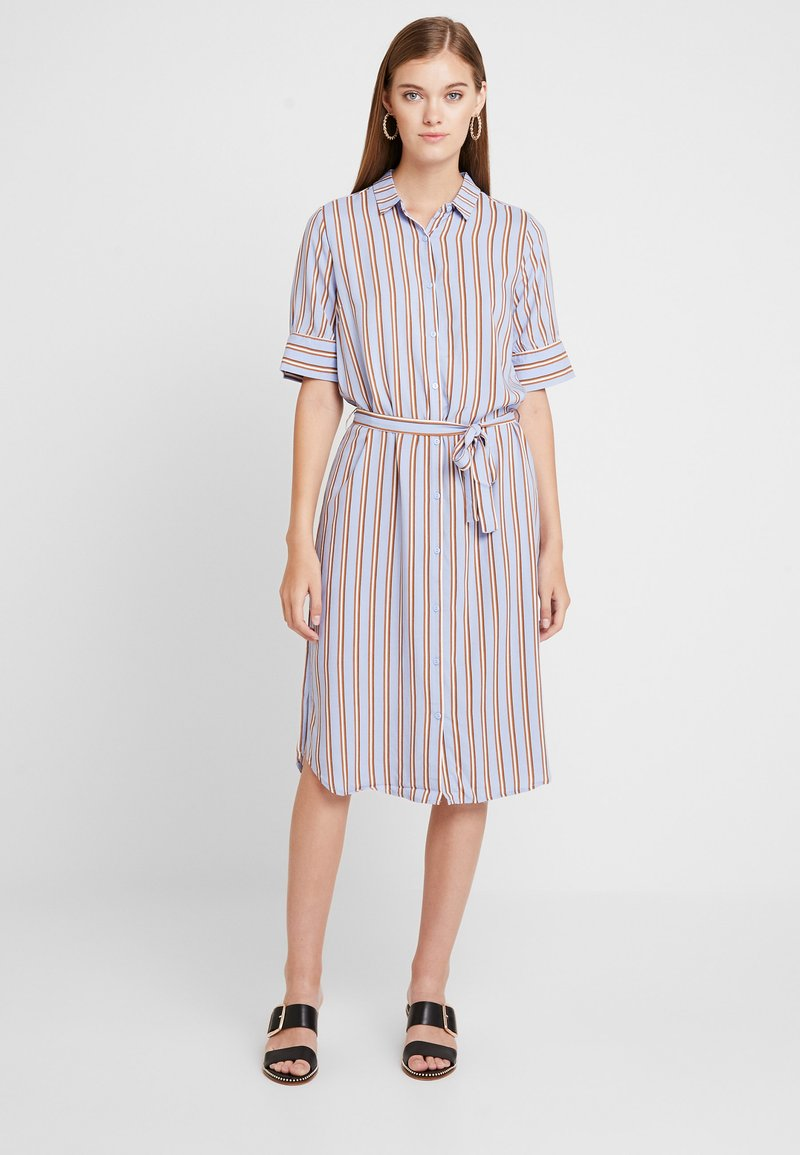 Modström - RICKY DRESS - Shirt dress - serenity