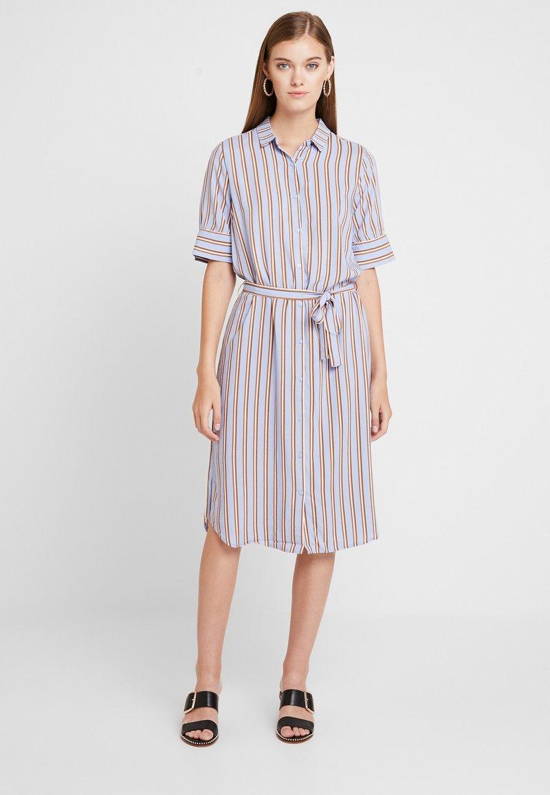 Modström - RICKY DRESS - Blusenkleid - serenity