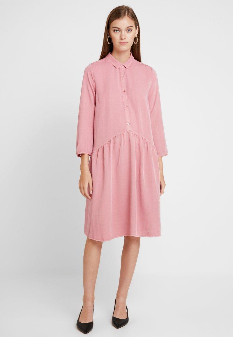 Modström - REMEE DRESS - Blusenkleid - dusty pink