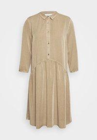 Modström - REMEE DRESS - Košilové šaty - cocoon sand - 3