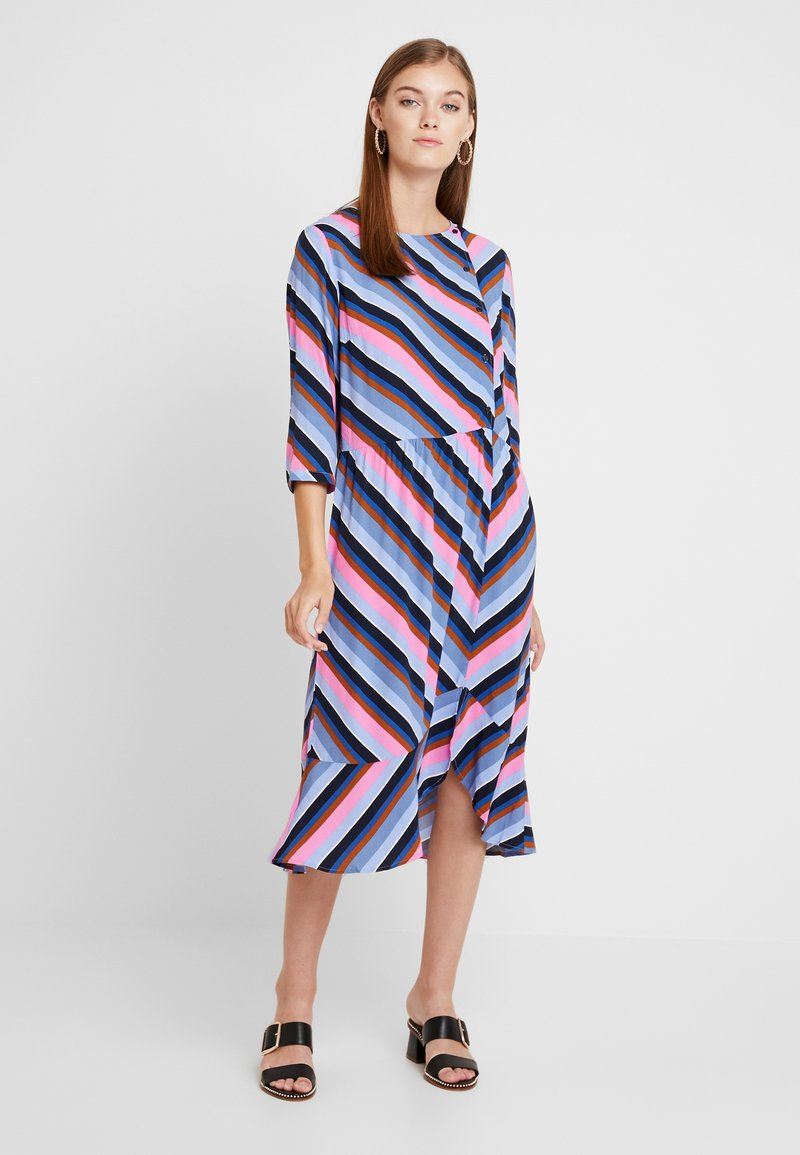 Modström - RYLAN PRINT DRESS - Shirt dress - flash