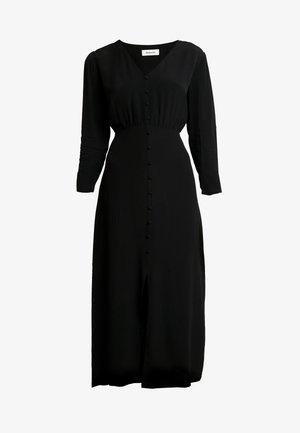 VANILLA DRESS - Robe longue - black