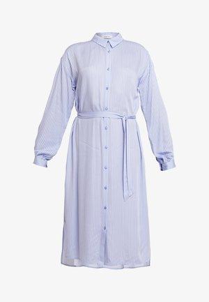 TAMIR PRINT DRESS - Shirt dress - blue