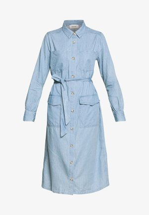 BARRET DRESS - Day dress - vintage blue