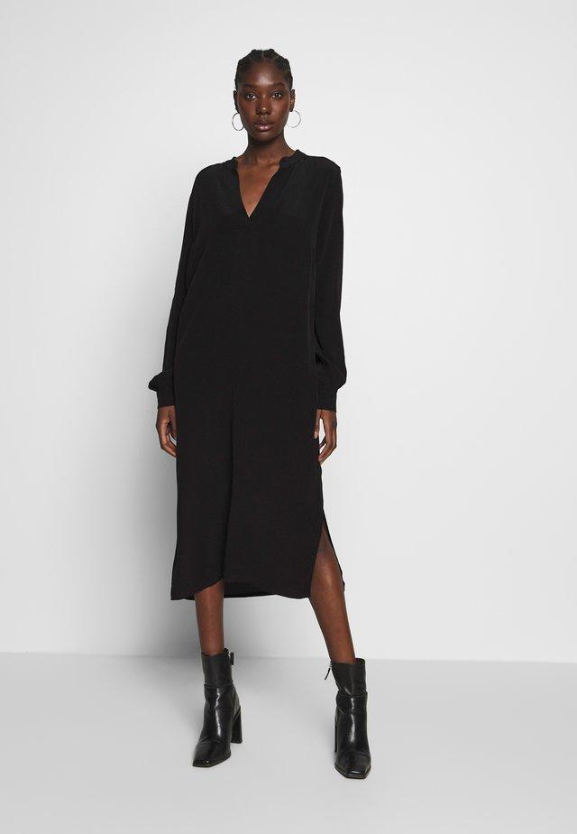 BRYAN DRESS - Korte jurk - black