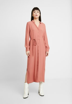 ALISSA DRESS - Skjortekjole - red blush