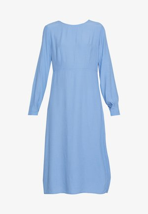 BERTA DRESS - Day dress - blue oase