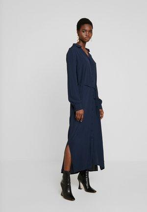 BERTA DRESS - Maxi dress - navy sky