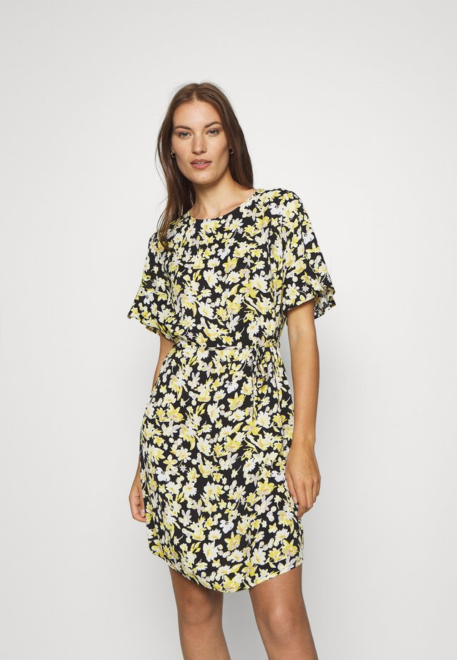 CASEY PRINT DRESS - Freizeitkleid - sunshine