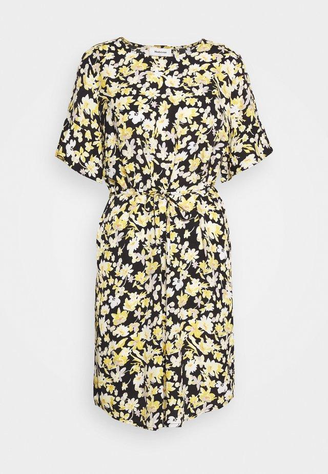 CASEY PRINT DRESS - Vapaa-ajan mekko - sunshine