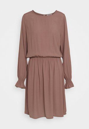 ESTHER DRESS - Vestido informal - raw umber