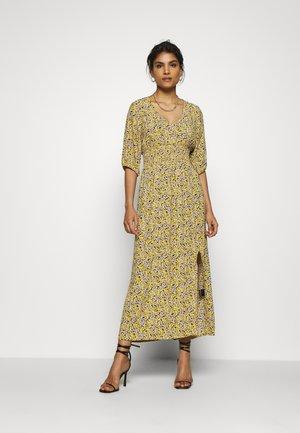 ELLA DRESS - Maxi dress - yellow