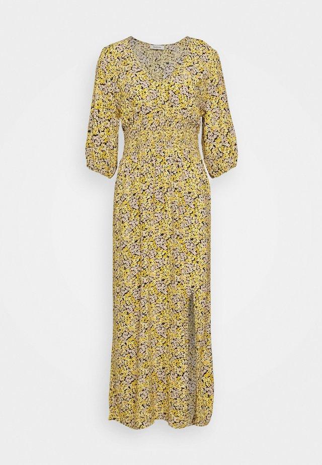 ELLA DRESS - Vapaa-ajan mekko - yellow