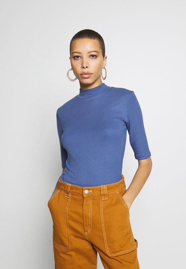 KROWN - T-shirt basic - blue horizon