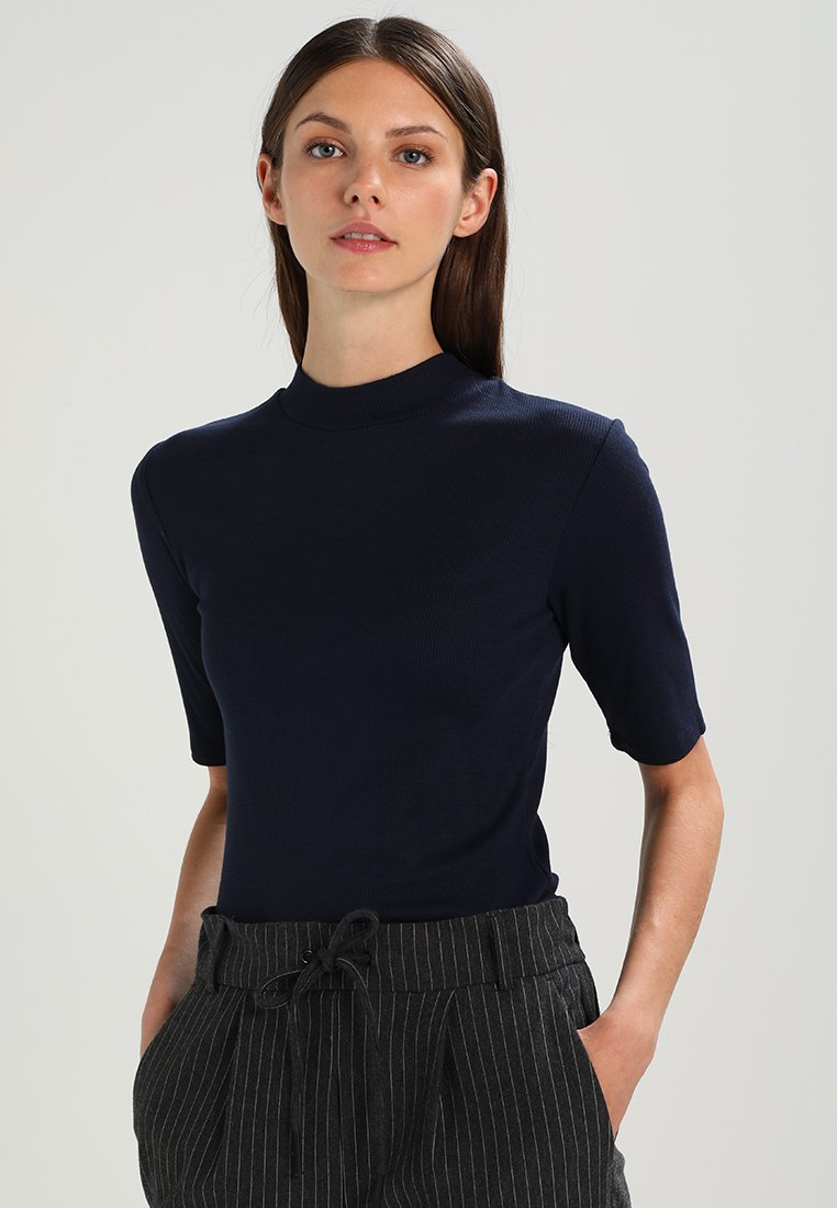 Modström - KROWN - Basic T-shirt - navy night