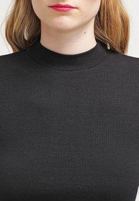 Modström - KROWN - T-shirts - black - 3