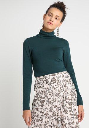 TANNER   - T-shirt à manches longues - bottle green