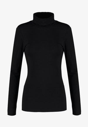 TANNER   - Långärmad tröja - black